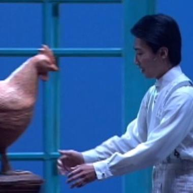 Castrated Chicken (Stage Play)