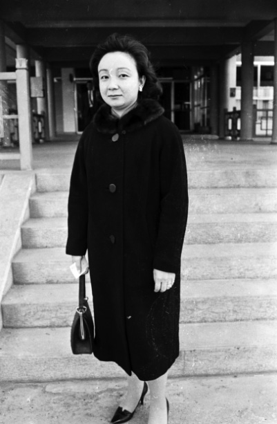 Photo of Lin Taiyi (Source: Central News Agency)