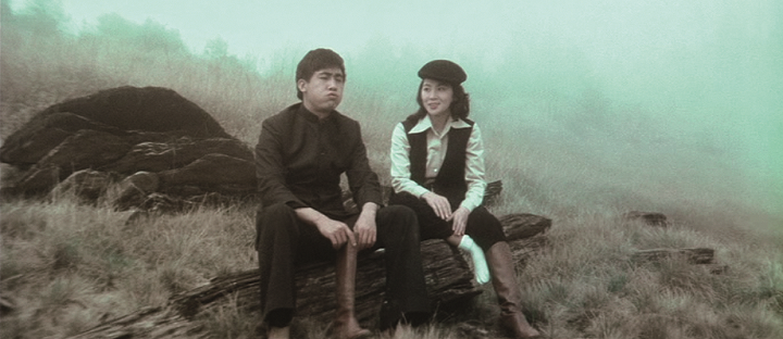 The movie was one of the few literary and artistic films by CHEN.