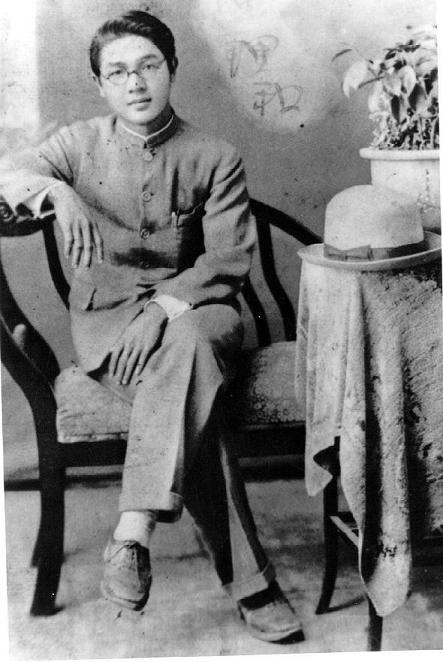 Photo of Chung Li-he (Source: Chung Li-he Cultural and Educational Foundation)