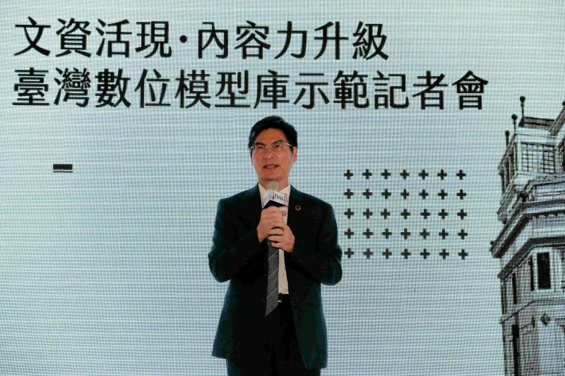 Chen Liang-gee, Minister of Science and Technology.