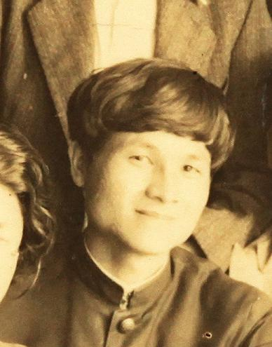 Photo of Weng Nao (Source: Chang Yuyuan, the second daughter of Chang Wen-huan)