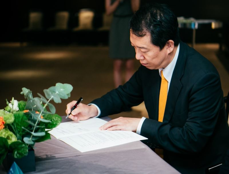 Deputy Minister of Culture Yang Tzu-pao.