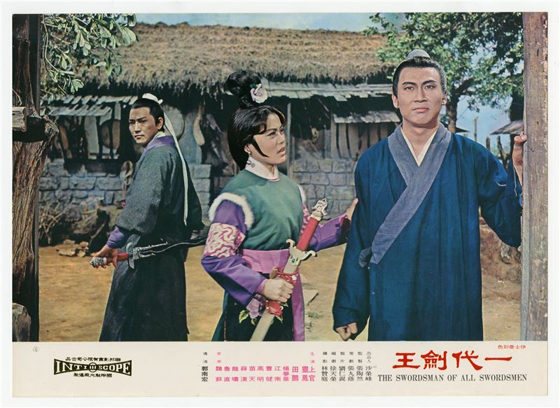 In order to obtain a legendary sword, YUN Chung-Chun leads a gang into the home of elderly master swordsman CHANG Shan-Gong, killing all but CHANG Shan-Gong's son, TSAI Ying-Jie, before stealing the prized possession. Eighteen years later, TSAI Ying-Jie has grown up to become a master swordsman in his own right and sets off on a journey of revenge, but is poisoned and saved by female warrior Flying Swallow.