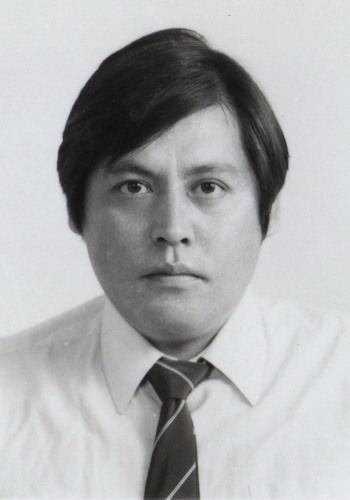 Photo of Itih a taoS (Source: Taiwan Indigenous Voice Biography Magazine)