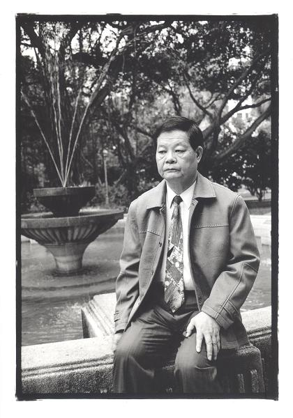 Photo of Yang Qingchu (Photo: Chen Wenfa)