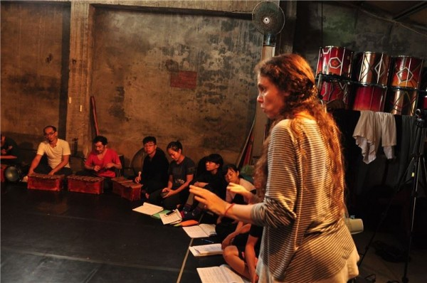 Sun Son Theatre (身聲劇場) collaborates with Mexican artists under the auspices of the 2017 grants program.