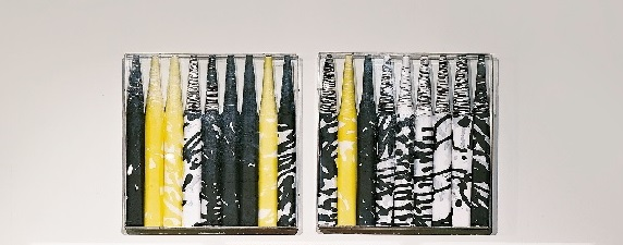 CHANG Yung-Tsuen〈Variations of Ink Painting Series〉Detail