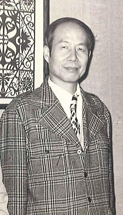 Photo of Wang Dingjun (Wang Ting-chun) (Source: Wenhsun Magazine Press)