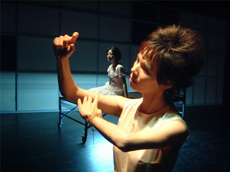 Poet, curator, and theater and movie director Hung Hung records a unique moment of Taiwanese avant-garde theater in this documentary.