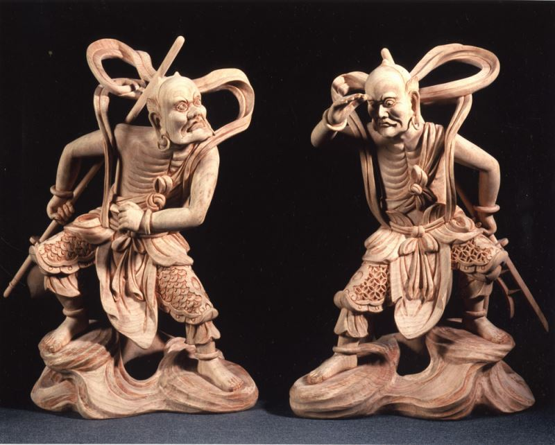 Ornamental Wood Carver | Li Ping-kuei