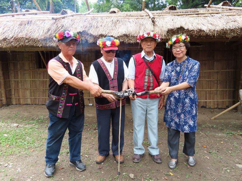 Pinuyumayan house successfully renovated