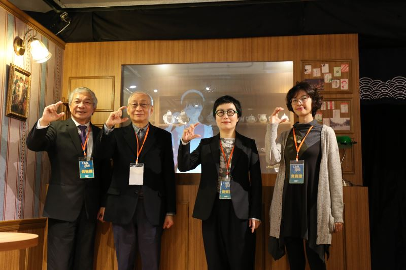 Digital comics exhibition opens in Taipei