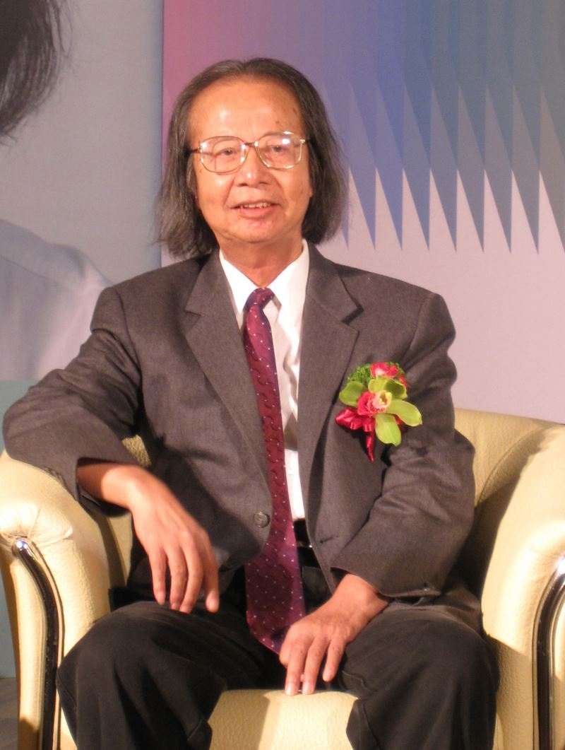 Condolences for the passing of Taiwan modernist writer