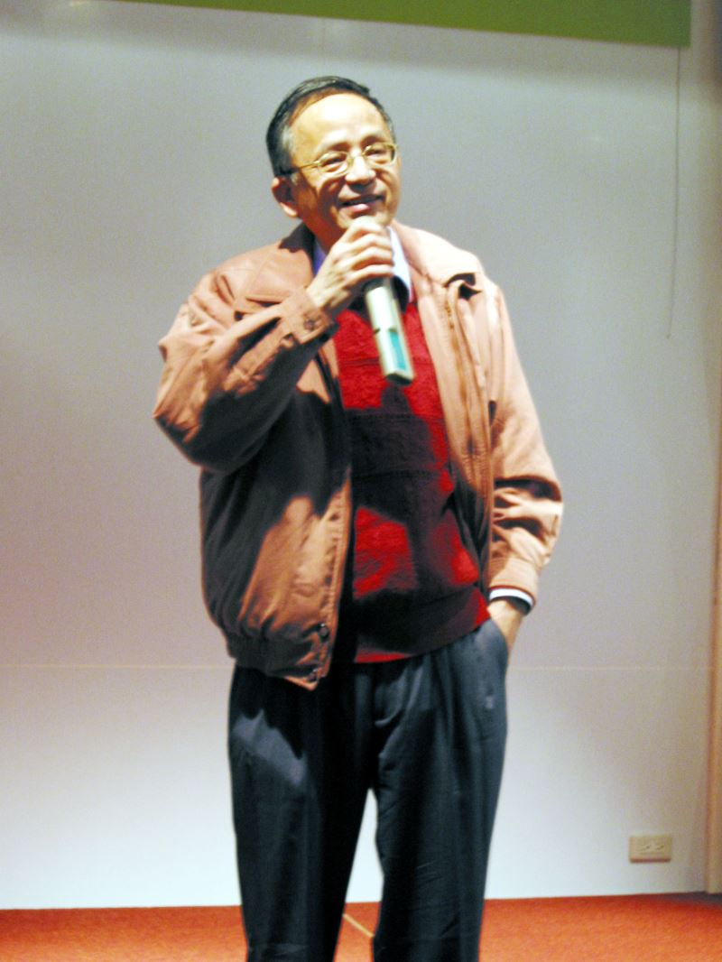 Taiwan grieves the passing of historian Chuang Yung-ming
