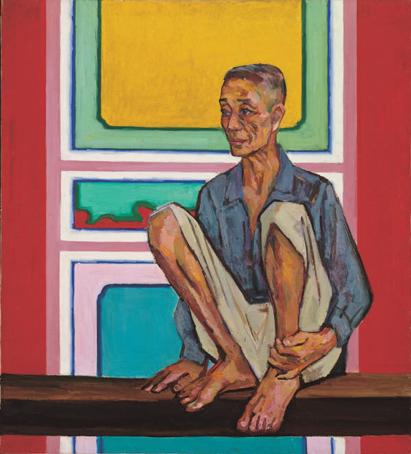 Nationwide exhibition pays tribute to late painter