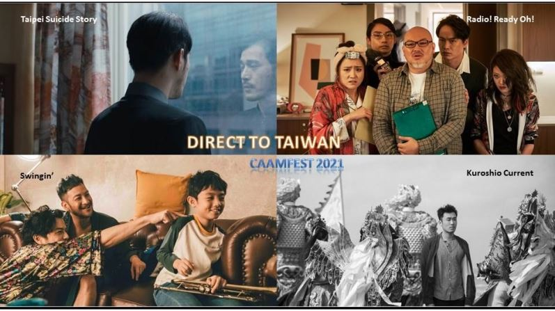 """""""Direct of Taiwan"""" Program Debuts at CAAMFest 2021"""