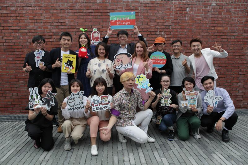 IP licensing volume attests to Taiwan's vibrant originality