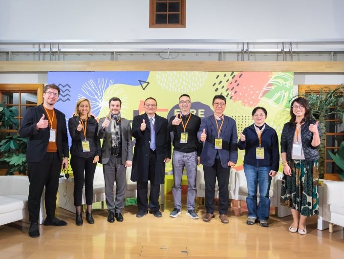 Taiwan-France Night of Ideas calls for sustainability