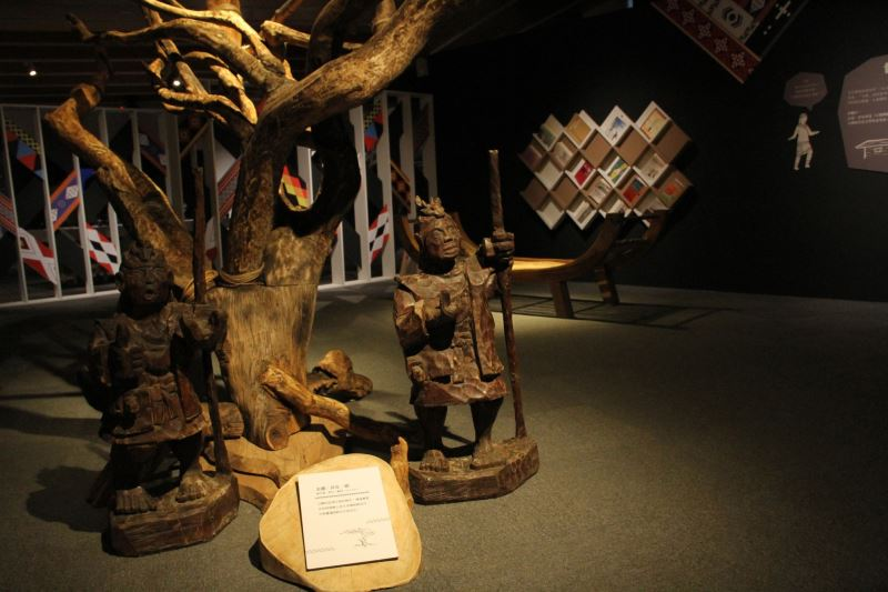 Indigenous literature exhibition opens in Tainan
