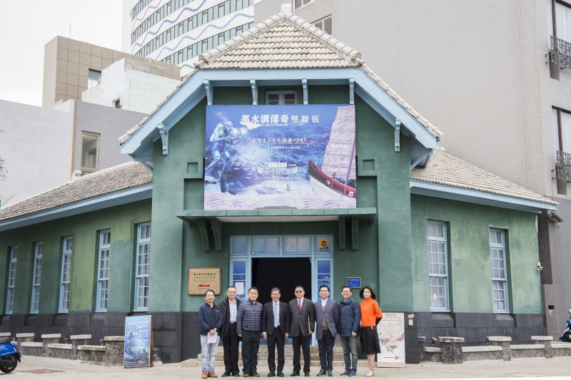 Minister visits restored historical sites in Penghu