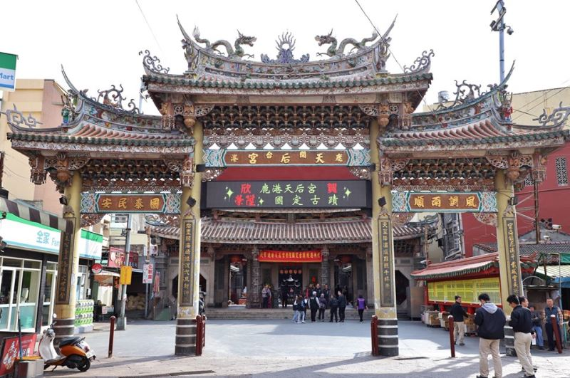 Lukang Matsu temple upgraded to national historic site