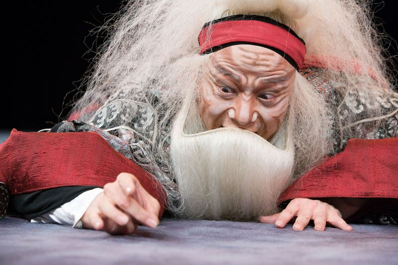 Taiwanese 'King Lear' to debut in Santiago