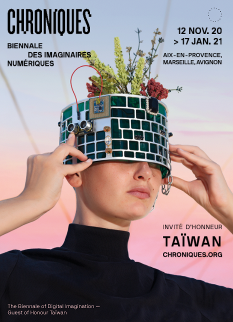 Taiwan named guest of honor at 2020 Chroniques Biennale