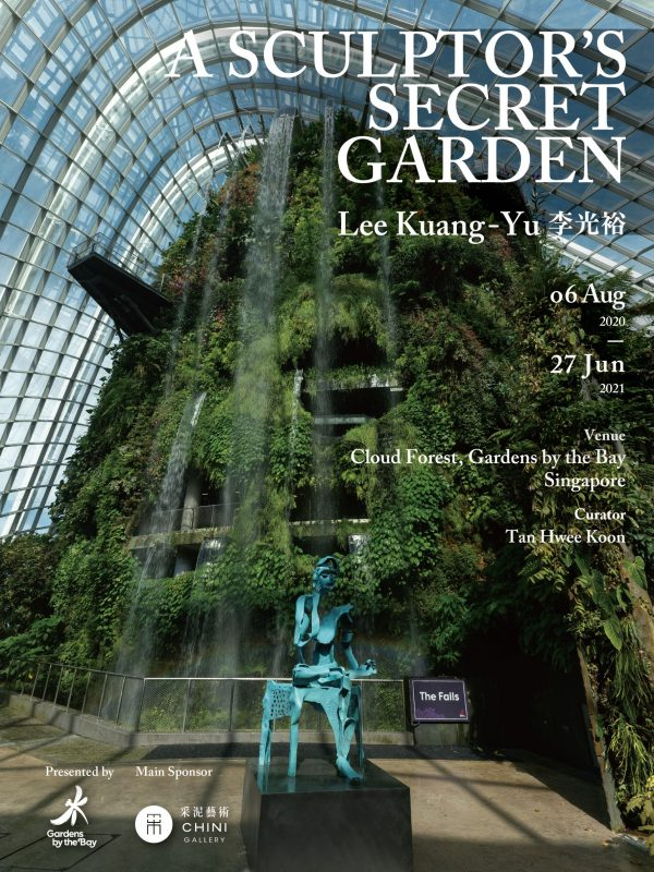 Taiwanese sculptor Lee Kuan-yu holds solo exhibition