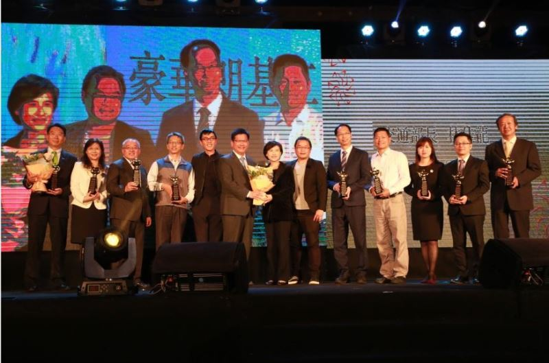 Corporate patrons honored at Art & Business Awards