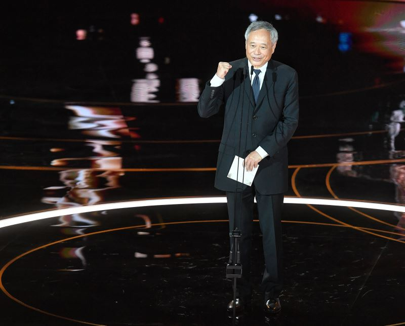 Ang Lee lauds success of Golden Horse Awards