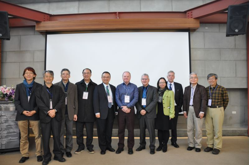Industrial heritage forum held in Taipei