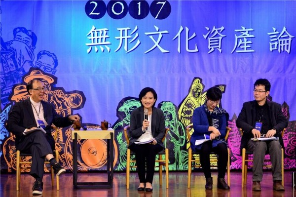 Taiwan drafts strategies for intangible heritage preservation
