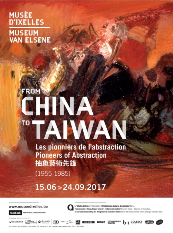 FROM CHINA TO TAÏWAN. Les pionniers de l'abstraction (1955-1985)