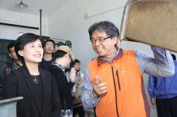 Minister visits Nantou to push for tea culture revitalization