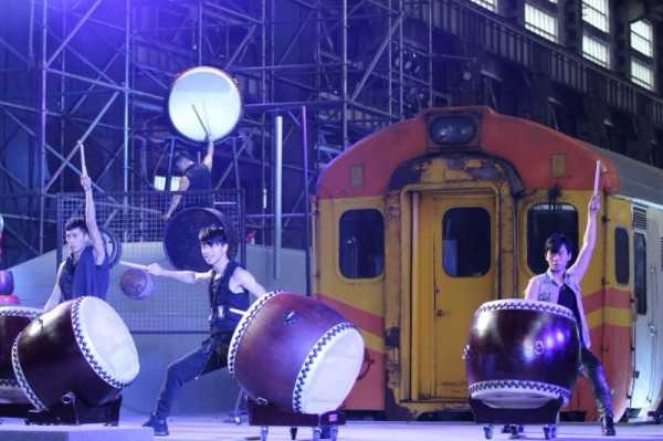 Railway concert brings together culture, international exchanges