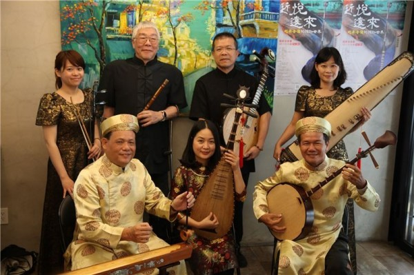 Taiwan orchestra meets Vietnam music in upcoming concert