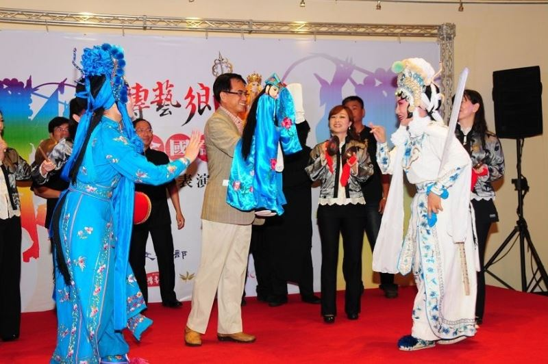 TRADITIONAL ART TROUPES TO BE STATIONED ACROSS TAIWAN