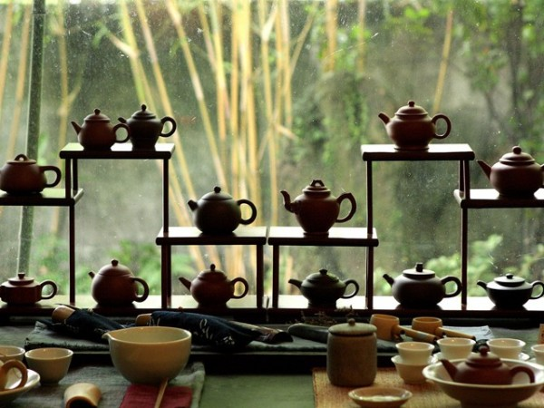 Wistaria Tea House