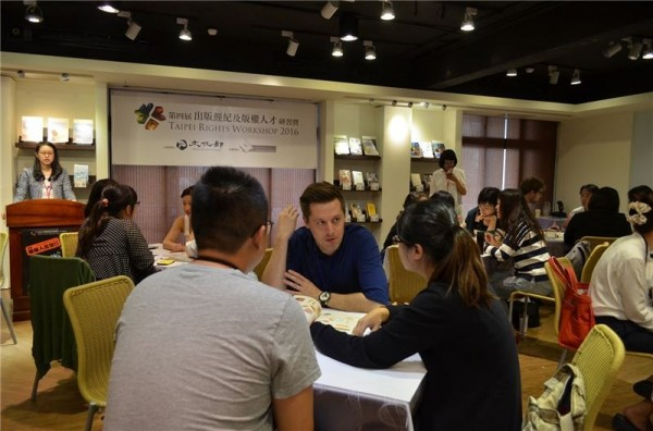 Workshop held to boost foreign licensing of Taiwan literature