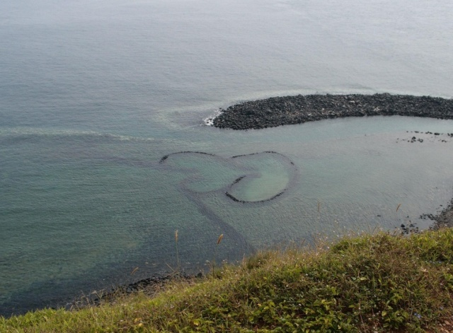 Penghu Stone Fish Weirs