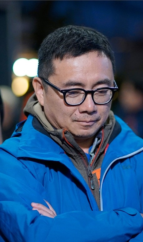 Film Producer | Huang Chih-ming