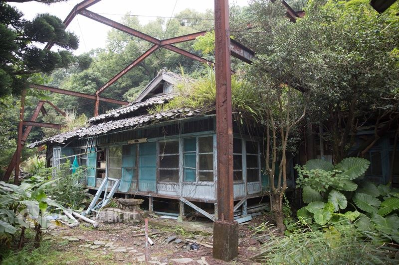 Restoration work begins on Grass Mountain Royal Guest House