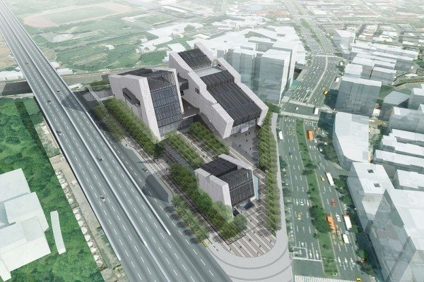 Design concept for Xiqu Center of Taiwan unveiled