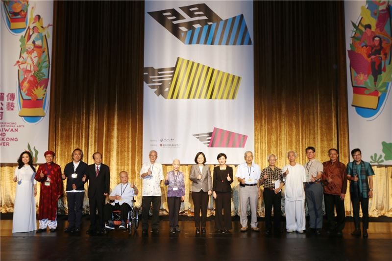 Taiwan unveils national center for preserving theater arts