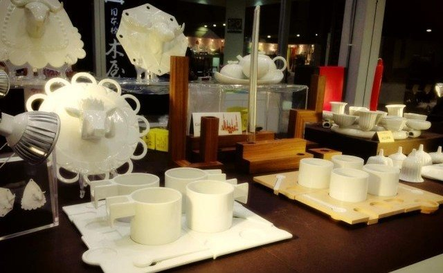 Taiwanese design products shine in Hong Kong fair