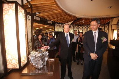 Taipei inaugurates premier crafts center