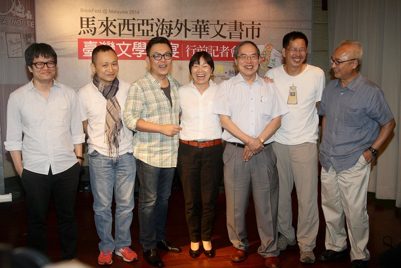 Taiwanese literary feast served at Malaysian fair