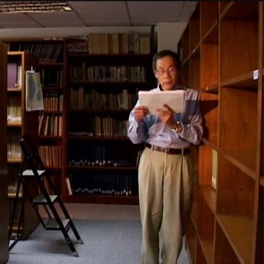 《臺灣詩人一百:許達然》(紀錄片)