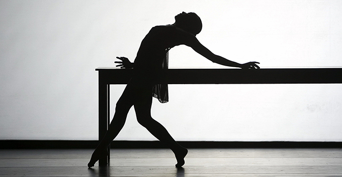 有人只在快樂的時候跳舞